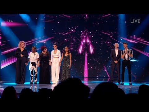 The X Factor UK 2017 Results Live Shows Round 3 Winners Full Clip S14E22