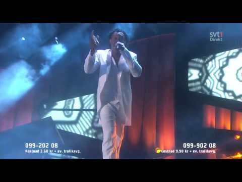 Dr  Alban & Jessica Folcker - Around The World Melodifestivalen 2014
