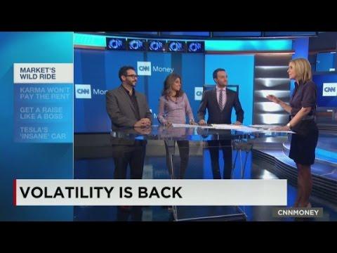 CNNMoney Recap: The week