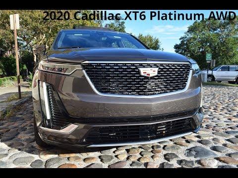 2020 Cadillac XT6 Platinum AWD - Multi-Cam Performance Drive Review - Codename: Escalade Sport