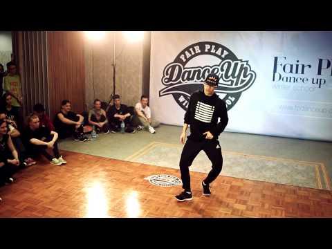Kyle Hanagami | YONCE | Fair Play Dance Up 2014 winter school, Poland