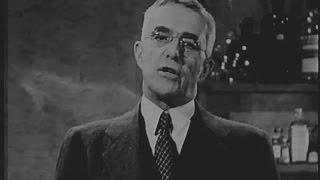 Irving Langmuir GE film on surface chemistry 1939
