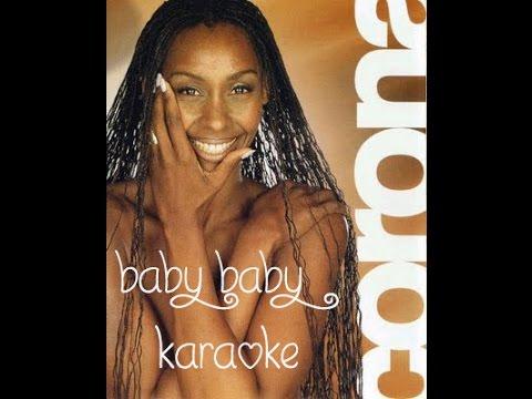 Corona  Ba ba with lyrics karaoke