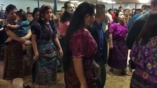 Jacaltenango-interpretación de Los Hermanos Juarez.Fiesta titular de Santa Eulalia L.A.CA 2017