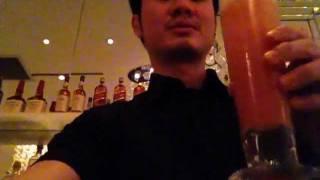 Bar Captain - Malibu Bay Breeze