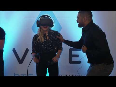 Alienware E3: VR ft. Chloe Grace Moretz + Shawne Merriman