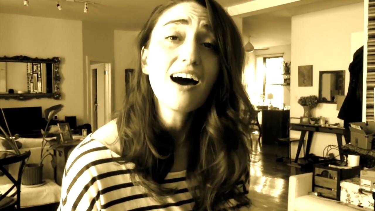 Sara Bareilles - #ham4all - YouTube