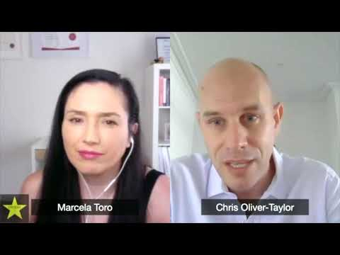 Chris Oliver-Taylor CEO of Fremantle's Asia Pacific LIVE interview