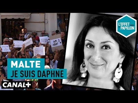 Malte : Je suis Daphne - L�t Papillon – CANAL+