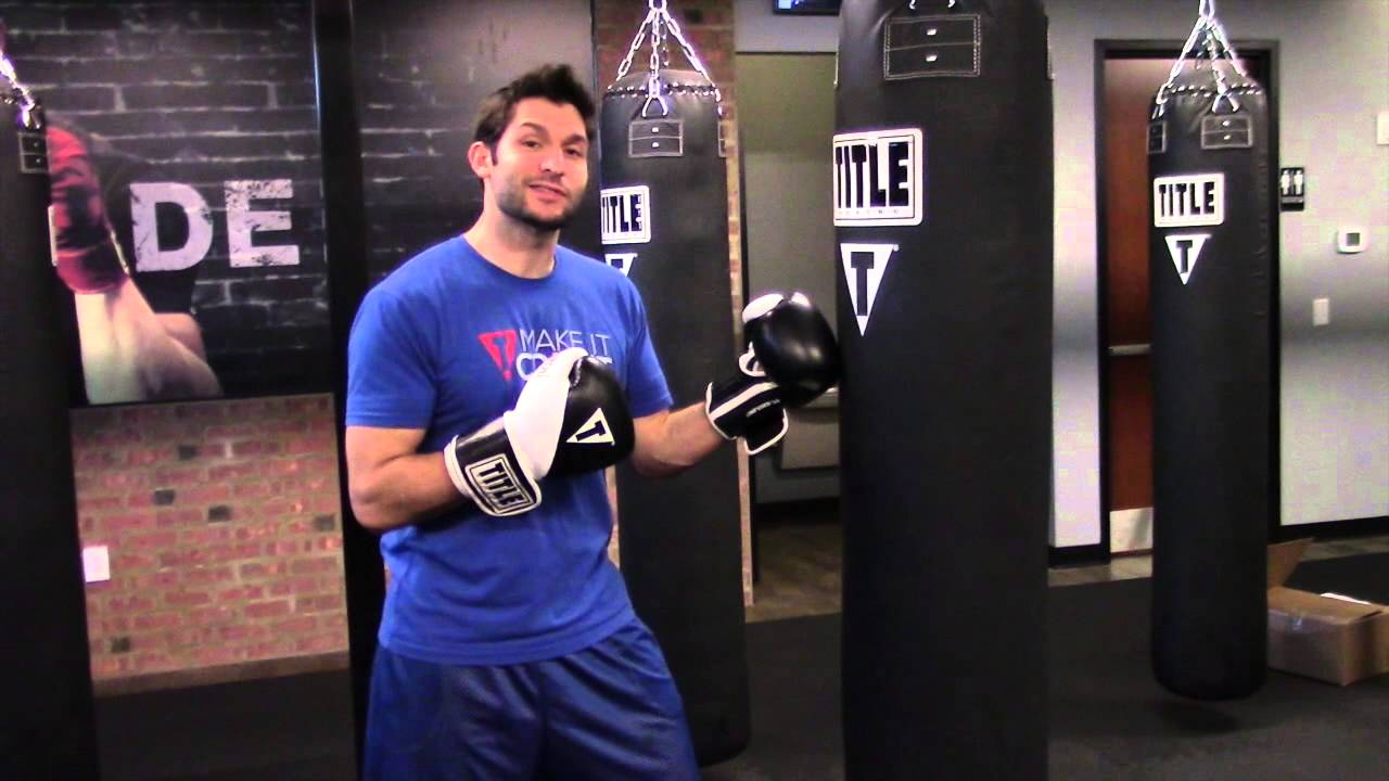 Boxing Technique: How to throw a left hook (lead hook