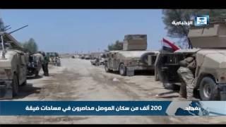 القوات العراقية تواصل استعداداتها لاقتحام مدينة الموصل القديمة