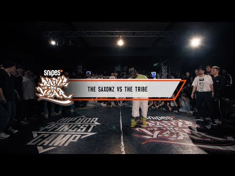 The Saxonz vs The Tribe | Crew Final | BOTY X HPC 2018