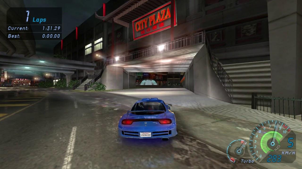 need for speed underground trainer v 1.1001
