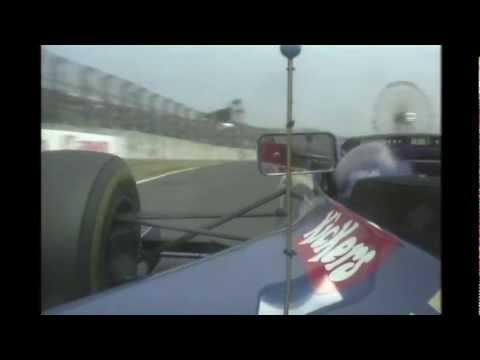 1995 Japanese Grand Prix onboard (rare HD) ᴴᴰ