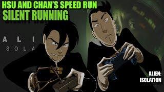 Alien: Isolation: Hsu and Chan's Speed Run