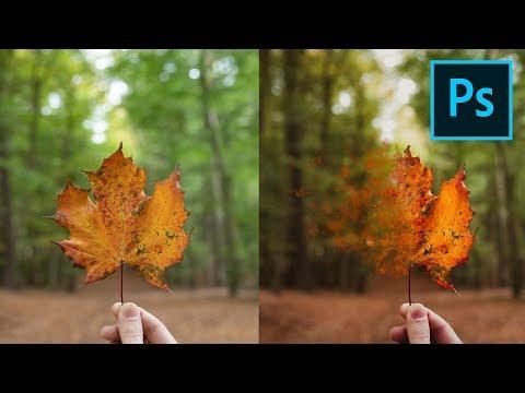Photoshop Tutorial - Rauch Effekt für Instagram Fotos | Smoke Brushes thumbnail