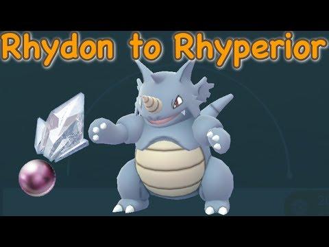 Getting My First Rhyperior