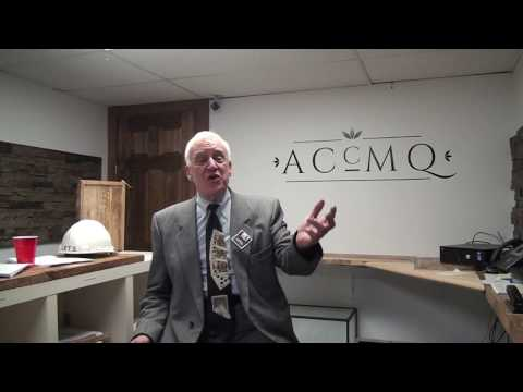John Turmel Speaking at The ACCMQ