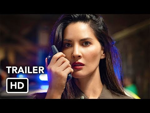The Rook Trailer (HD) Olivia Munn Supernatural Spy Thriller Series