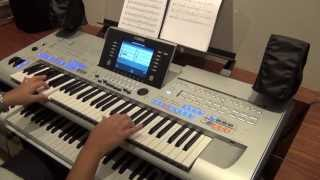 Yanni - Playing By Heart - Yamaha TYROS 4