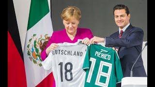 Encuentros con el Presidente - Pabellón de México en la Feria de Hannover