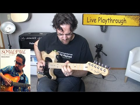 Soulful Jam Track Play-through