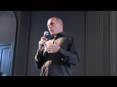 Yanis Varoufakis: The Global Minotaur: America, Europe and the Future of the Global Economy