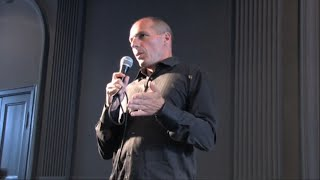 Yanis Varoufakis: The Global Minotaur: America, Europe and the Future of the Global Economy