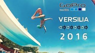 GoPro HERO 4 | Versilia | Italy Camping Holiday | 2016