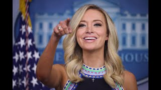 White House Press Secretary Kayleigh McEnany holds a briefing | FULL, 9/24/20