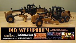 Diecast Masters Cat 12M3 & 18M3 Motor Graders