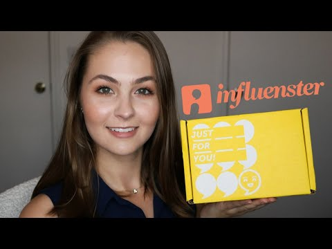 Influenster Beauty 101 Voxbox Unboxing & Review • Influenster Voxbox