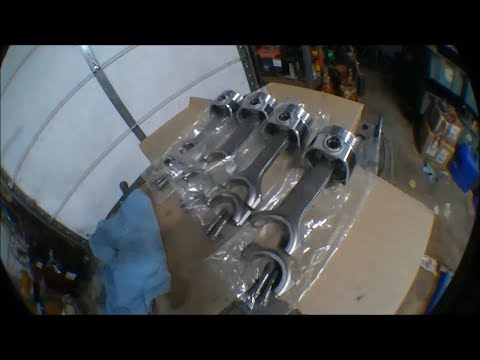 Honda D16Y8 Eagle Vitara Rebuild swap Into Civic EG