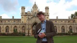 Pevsner Architectural Guide to Cambridgeshire - a short film