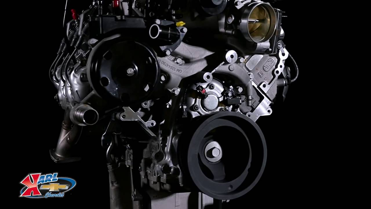 Chevrolet Performance LT4 Crate Engine - Information & Specs - YouTube