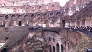 Рим колезей...