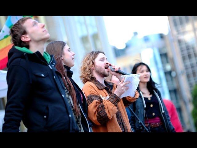Gemeinsam 2014 - Neo Kaliske & Leipzig für Frieden