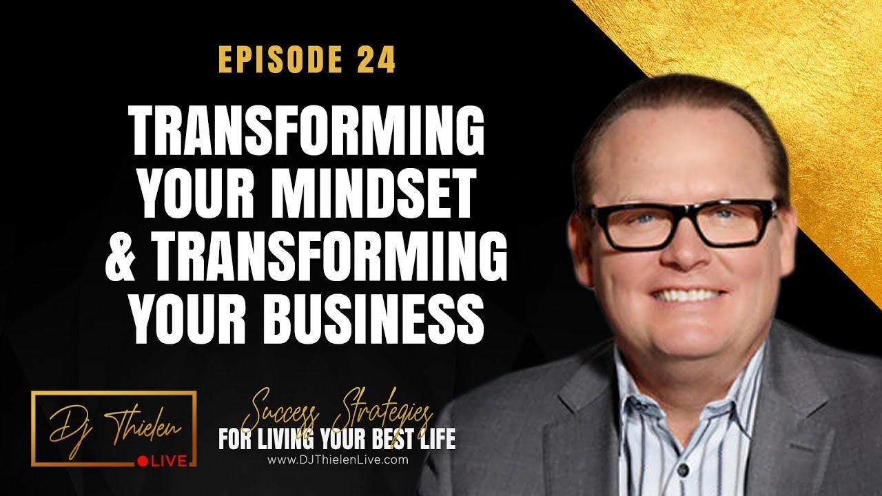 Transforming Your Mindset & Business With Brandon Dawson