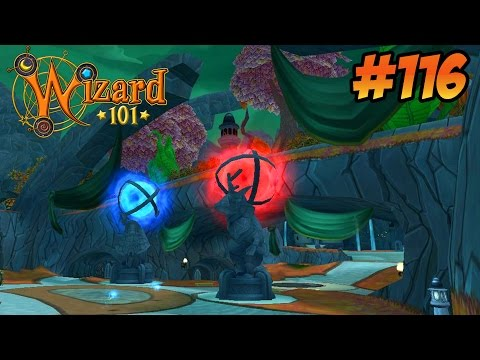 "Wizard101 Fire & Ice Walkthrough: ""THE HUNTER"" - Ep 116"