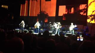 Hotel California Live - History of The Eagles Tour - Phila. PA 7/2013