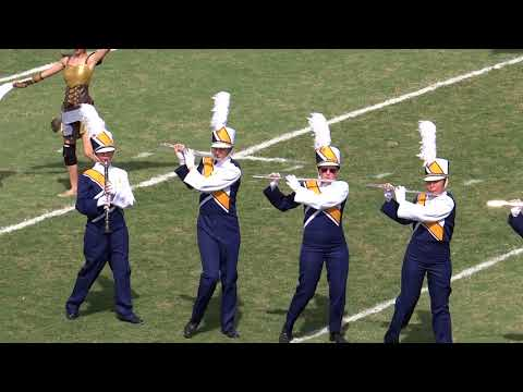 Martin County High School Tiger Regiment - Crown Jewel Marching Band Festival - Oct. 21, 2017