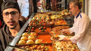 ISTANBUL Street Food Guide - Delicious Turkish Meat, Doner Platter & Turkish Ice Cream