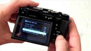 Fuji Guys - Fujifilm X30 - Top Features