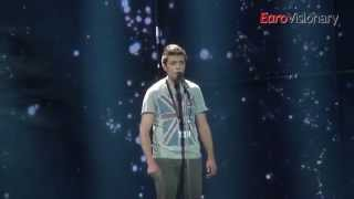 Aram MP3 - Not Alone - Armenia - Eurovision 2014 - Final