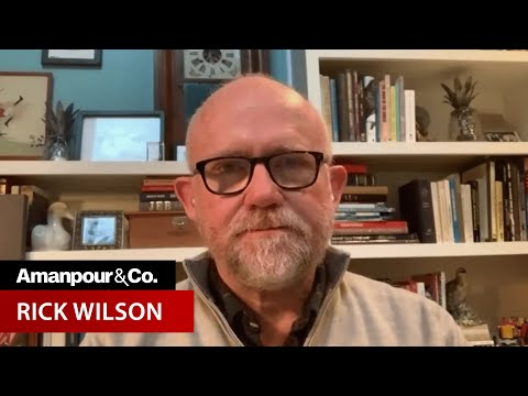 Lincoln Project's Rick Wilson: Trump's Life About to Become