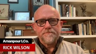 "Lincoln Project's Rick Wilson: Trump's Life About to Become  ""A Burning Hell"" 