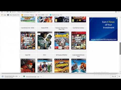 ps3 pkg games download
