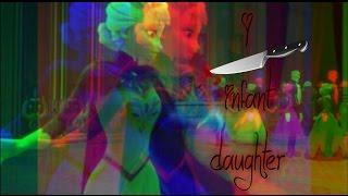 [Эльза] Я малолетняя дочь (⇀_⇀)