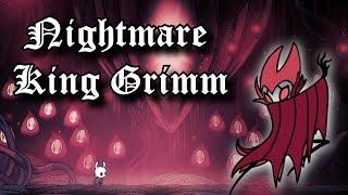 Hollow Knight - Nightmare King Grimm / Король кошмара Гримм