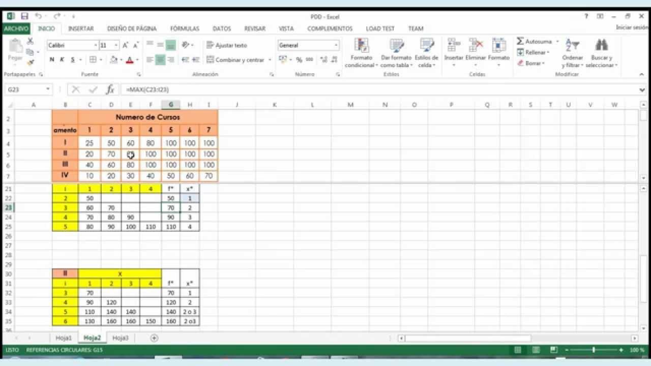 programacion dinamica deterministica ejercicios resueltos pdf